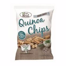 Eat Real Quinoa Sour Cream & Chive 30 gr
