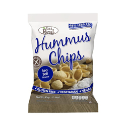 Eat Real Hummus Chips Sea Salt 45 gr