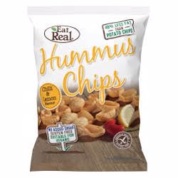 Eat Real Hummus Chips Chilli & Lemon 135 gr
