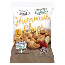 Eat Real Hummus Chips Chilli & Lemon 45 gr
