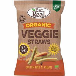 Eat Real Organic Veggie Straws 100 gr