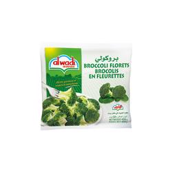 Al Wadi Frozen Broccoli 400 gr