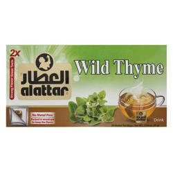 Alattar Wild Thyme 20 Herbal Tea Bags 36 gr