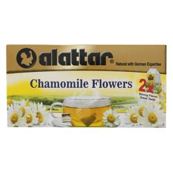 Alattar Chamomile Flowers 20 Heabal Tea Bags 30 gr