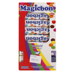 Aras Magic Bon Compound Chocolate Dragees 15 g Pack of 24