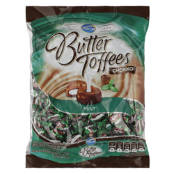 Arcor Choco Mint Butter Toffees 500 gr