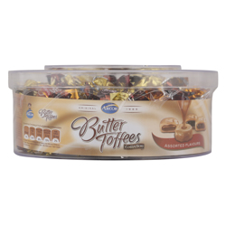 Arcor Assorted Butter Toffees 400 gr