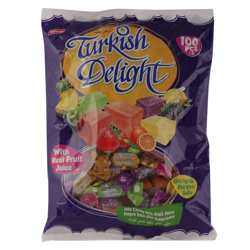 Elvan Turkish Delight Jelly 500 gr