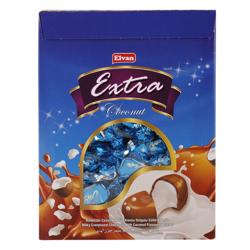 Elvan Extra Coconut Flavour Chocolate 2 kg