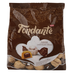 Elvan Fondante Caramel Chocolate Cream Fudge 500 gr