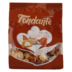 Elvan Fondante Caramel Milk Cream Fudge 500 gr