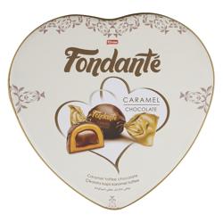 Elvan Fondante Caramel Toffee Chocolate 300 gr