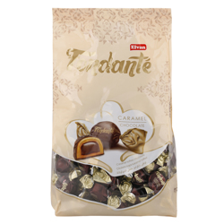 Elvan Fondante Carmel Chocolate 1 kg