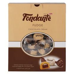 Elvan Fondante Fudge Chocolate Cream 2 kg
