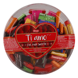 Elvan Ti Amo Compound Chocolate 450 gr