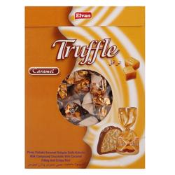Elvan Truffle Caramel Milky Compound Chocolate 2 Kg