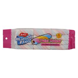 Erko Twist Mallow with Gummy Filling 180 gr