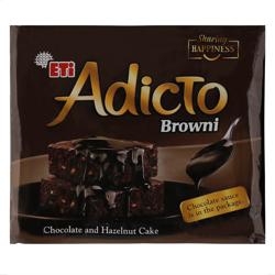 Eti Adicto Browni Chocolate Sauce Cake 200 gr