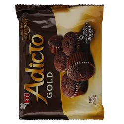 Eti Adicto Gold Mini Chocolate Brown Cake 180 gr