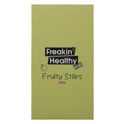 Freakin Healthy Fruity Stars Apple Flavour Jelly 21 gr Pack of 12