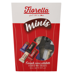 Fiorella Minis Chocolate 300 gr
