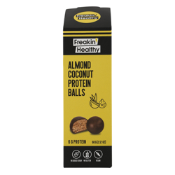 Freakin Healthy Almond Coconut Protein Balls 60 gr