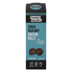 Freakin Healthy Choco Hazelnut Protein Balls 60 gr