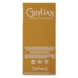 Guylian Tablet Cream Milk Belgian Chocolate 100 gr Pack of 12
