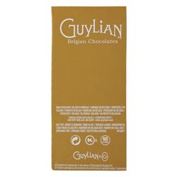 Guylian Tablet Hazelnut Belgian Chocolate 100 gr Pack of 12