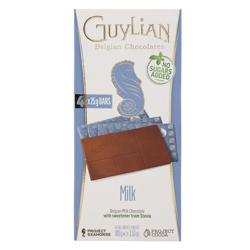 Guylian Tablet Stevia Milk Belgian Chocolate 100 gr
