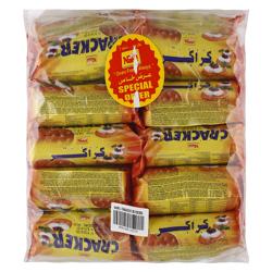 Nabil Cracker Biscuit 35 gr Pack of 10