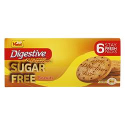 Nabil Digestive Sugar Free Biscuits 333.34 gr
