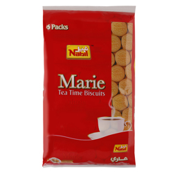 Nabil Marie Tea Time Biscuit 112 gr Pack of 6