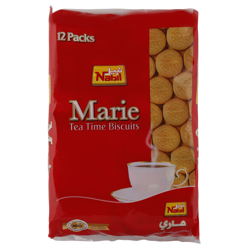 Nabil Marie Tea Time Biscuits 56 gr Pack of 12