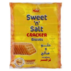 Nabil Sweet & Salt Cracker Biscuits 50 gr Pack of 12