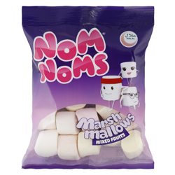 Nom Noms Mixed Fruit Marsh Mallows 150 gr