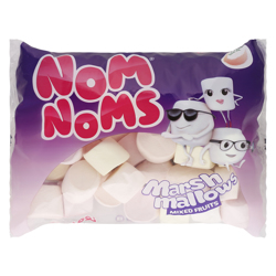 Nom Noms Mixed Fruit Marsh Mallows 300 gr