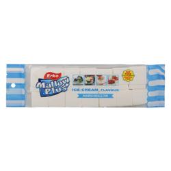 Erko Flat Bag Ice Cream Flavour Marshmallows 140 gr