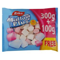 Erko Marshmallow Plus 400 gr
