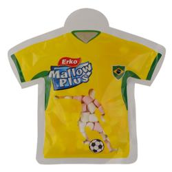 Erko Soccer Bag Pink White Marshmallow 50 gr