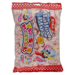 Erko Twists Marshmallow Plus 500 gr