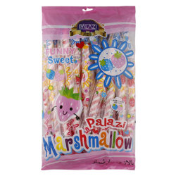 Palazi Funny Sweet Marshmallow 20 gr Pack of 24