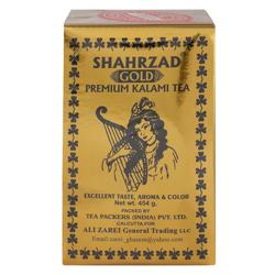 Shahrzad Gold Premium Black Tea 454 gr