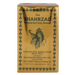 Shahrzad Natural Earl Grey Tea 454 gr