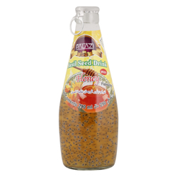 Palazi Honey Flavour Basil Seed Drink 290 ml