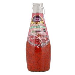 Palazi Pomegranate Flavour Basil Seed Drink 290 ml