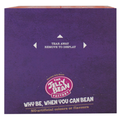 The Jelly Bean Factory Fruit Cocktail Jelly Beans 100 gr Pack of 24
