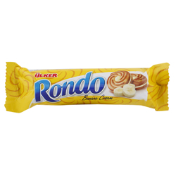 Ulker Rondo Banana Cream Biscuits 68 gr
