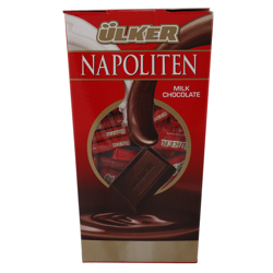 Ulker Napoliten Milk Chocolate 324 gr