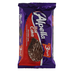 Ulker Alpella Chocolate Bar Cake 40 gr Pack of 3